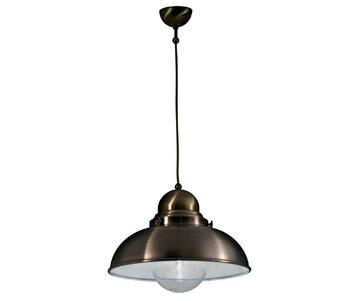 Подвесной светильник Ideal Lux Sailor SP1 D43 Brunito 025285