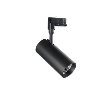 Трековый светодиодный светильник Ideal Lux Smile 30W Cri80 24 3000K Bk 189703