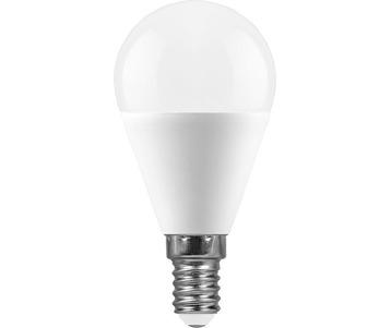 Лампа светодиодная Feron E14 13W 2700K матовая LB-950 38101
