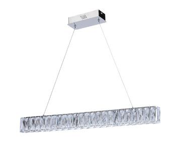 Подвесной светодиодный светильник Chiaro Гослар 498012901
