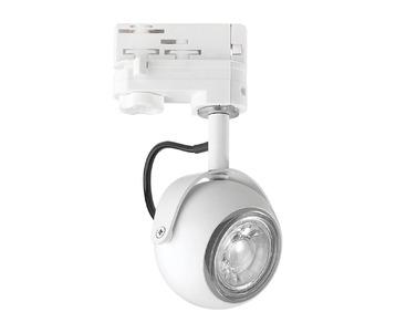 Трековый светильник Ideal Lux Lunare Track Bianco 229737
