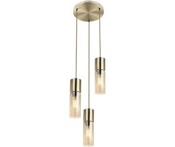 Подвесной светильник Globo Annika 21000-3HM
