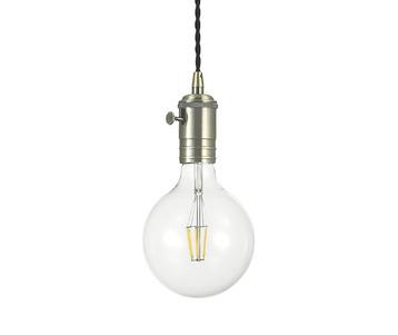 Подвесной светильник Ideal Lux Doc SP1 Brunito 163109