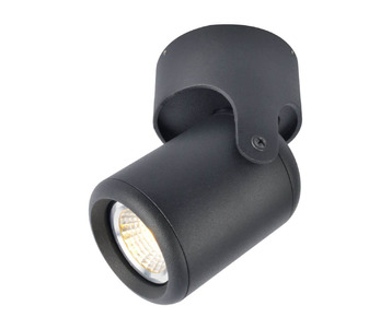 Спот Arte Lamp A3316PL-1BK