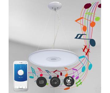 Подвесной светодиодный светильник De Markt Норден 660012601
