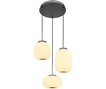 Подвесной светодиодный светильник Globo Boomer 15437H3