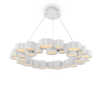 Подвесной светодиодный светильник Freya Marilyn FR6043PL-L90W