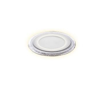 Встраиваемый светодиодный светильник Gauss Backlight Bubbles BL316