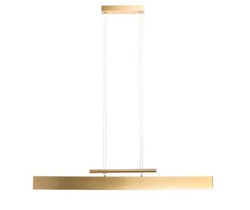 Подвесной светодиодный светильник De Markt Ральф 675013803
