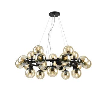 Подвесная люстра Arte Lamp A1664SP-25BK