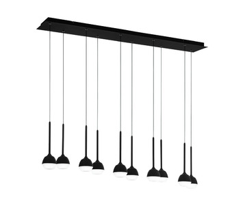Подвесной светодиодный светильник Eglo Nucetto 39713