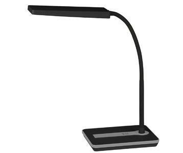 Настольная лампа ЭРА NLED-446-9W-BK Б0017431