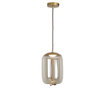 Подвесной светодиодный светильник Lussole Loft Acquario LSP-8355
