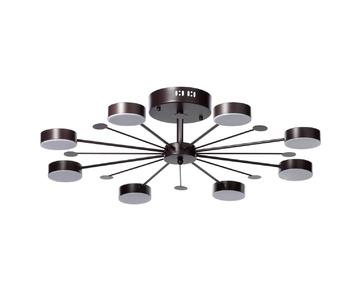 Потолочная светодиодная люстра De Markt Гэлэкси 632016808