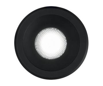 Встраиваемый светодиодный светильник Ideal Lux Virus BK BK 244846