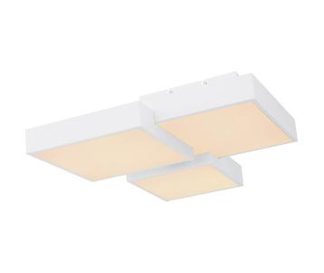 Потолочный светодиодный светильник Globo Squares 67226FSH