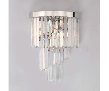 Настенный светильник Newport 31103/A nickel left М0063332