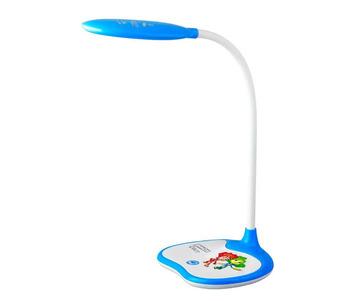Настольная лампа ЭРА Фиксики NLED-433-6W-BU Б0028462