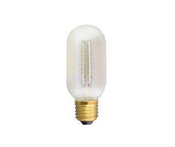 Лампа накаливания E27 60W 2600K прозрачная T4524C60