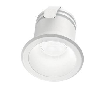 Встраиваемый светодиодный светильник Ideal Lux Virus WH WH 244808