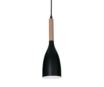Подвесной светильник Ideal Lux Manhattan SP1 Nero 110752