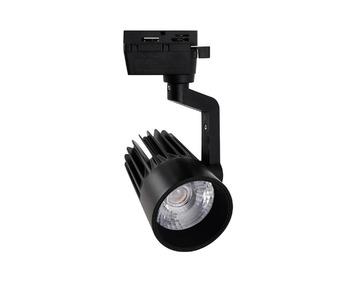 Трековый светодиодный светильник Volpe ULB-Q274 25W/4000К BLACK UL-00005924