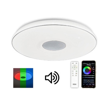 Потолочный светодиодный светильник Citilux CL703M100
