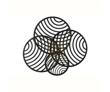 Настенно-потолочный светодиодный светильник Mantra Colladge 7230
