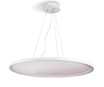Подвесной светодиодный светильник Italline IT04-78RC white
