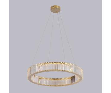 Подвесной светодиодный светильник Newport 8443/S gold new М0062805