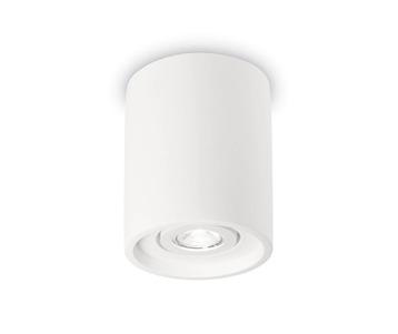 Потолочный светильник Ideal Lux Oak PL1 Round Bianco 150420