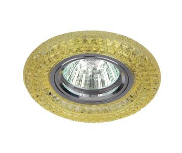 Встраиваемый светильник ЭРА LED DK LD3 YL/WH Б0028092