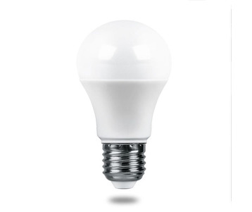 Лампа светодиодная Feron E27 17W 6400K Матовая LB-1017 38040