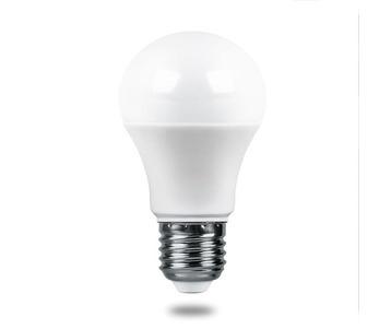 Лампа светодиодная Feron E27 9W 6400K Матовая LB-1009 38028