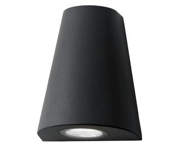 Уличный настенный светильник Gauss Sigma GD163