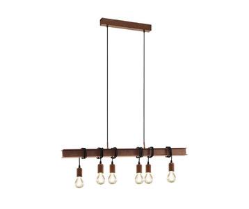 Подвесной светильник Eglo Townshend 4 49859