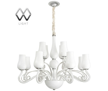 Подвесная люстра MW-Light Элла 483010112