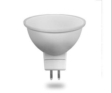 Лампа светодиодная Feron G5.3 6W 6400K Матовая LB-1606 38085