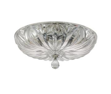 Потолочный светильник Crystal Lux Denis D400 chrome