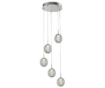 Подвесная светодиодная люстра Escada 10250/5LED