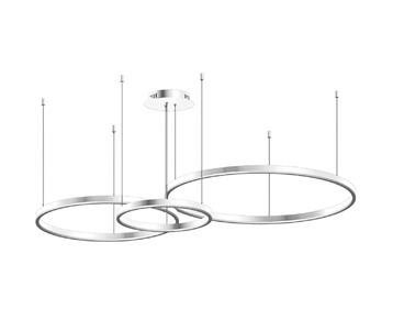 Подвесной светодиодный светильник Kink Light Тор 08223,01PA(4000K)