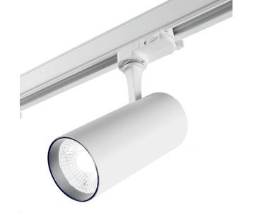 Трековый светодиодный светильник Ideal Lux Fox 25W CRI80 35 3000K WH 250458