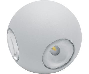 Уличный настенный светодиодный светильник Feron DH102 06313