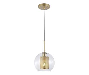 Подвесной светильник Escada 387/1S Gold