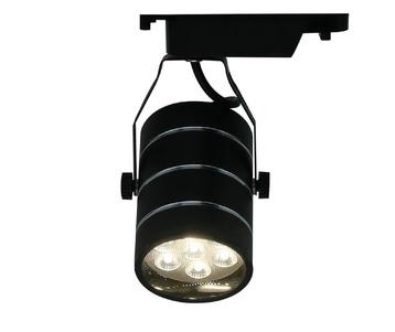 Трековый светодиодный светильник Arte Lamp Cinto A2707PL-1BK